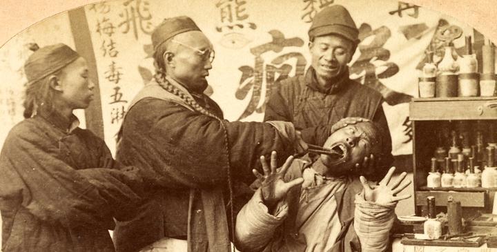 Fotografías artísticas e históricas sobre China