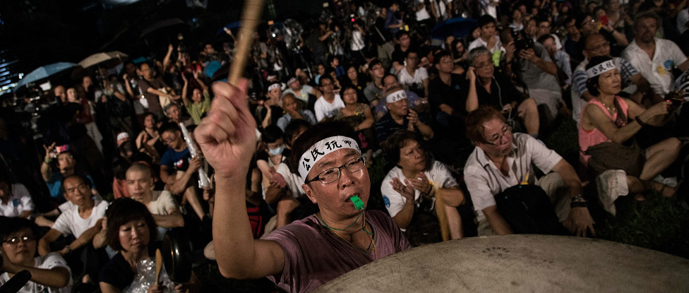 Occupy_Central_music
