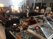 Penns Landing Indoor / Outdoor Vintage Flea Market