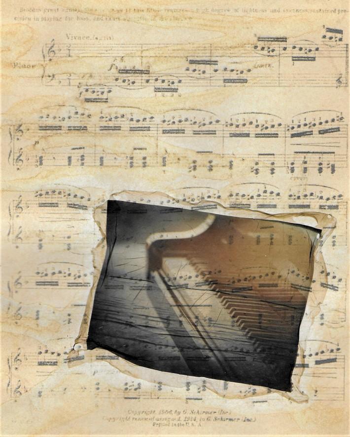 La musica aiuta a non sentire dentro il silenzio che c'è fuori. J. Sebastian Bach