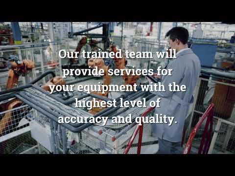 Repair Services for Industrial Machines in Utah