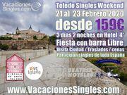 Toledo Singles Weekend 2020
