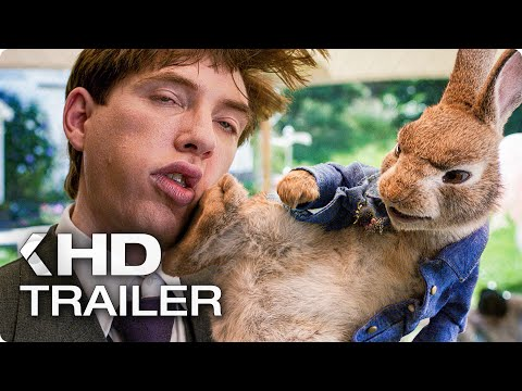 PETER RABBIT 2: The Runaway Trailer (2020)