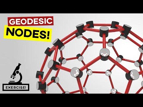 Geodesic Nodes