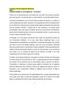 Documental Tlacuilo