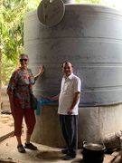 VCM water tank 1 of 2