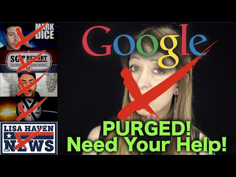 THEY JUST VANISHED…Google Overnight Purged Your Favorite YouTubers!