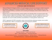 Advanced Medical Life Support (AMLS)