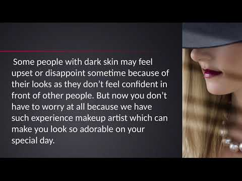Natural Makeup Looks for Dark Skin
