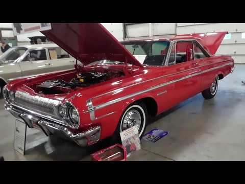The Story Behind Al's 1964 Dodge Polara 500 Max Wedge Low Mileage Mopar Muscle