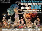 Fallas de Valencia 2020