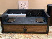 Mobile Phone Charging Station and Organizer