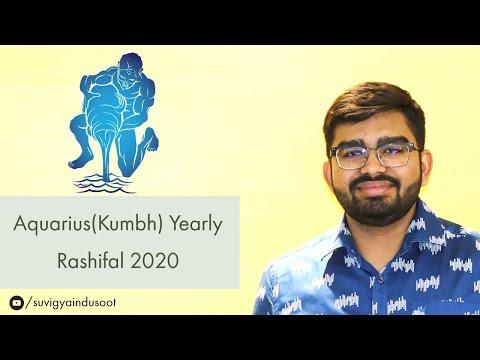 Astroindusoot-कुम्भ राशि 2020 राशिफल | Kumbh Rashi 2020 Rashifal in Hindi | Aquarius Horoscope | राशिफल 2020