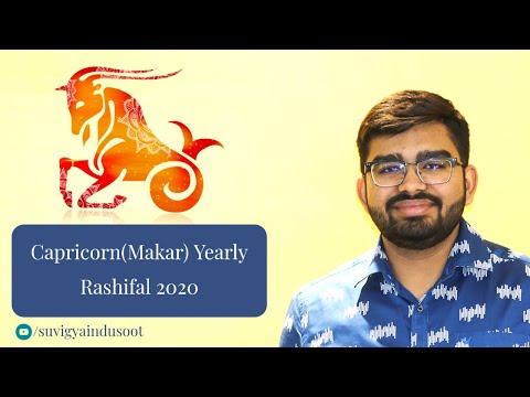 Astroindusoot-मकर राशि 2020 राशिफल | Makar Rashi 2020 Rashifal in Hindi | Capricorn Horoscope 2020 | राशिफल 2020