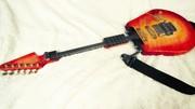 Krueger Auto-fret Guitar