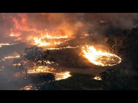 UN Agenda 2030: Climate Change Or Arson Jihad