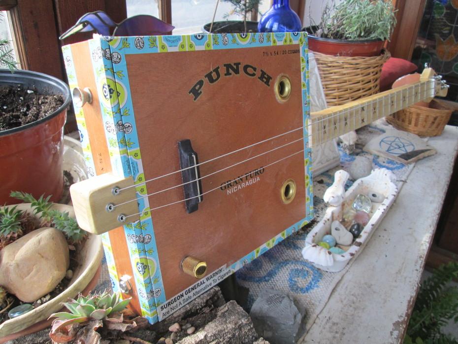 Punch 3 String