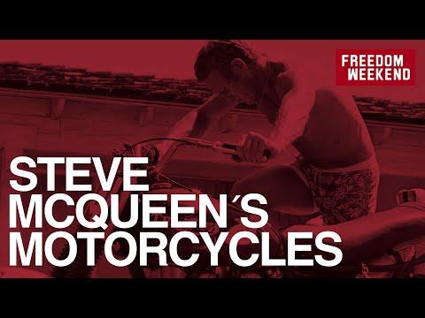 Steve McQueen's Motorcycles (Subtítulos en Español)
