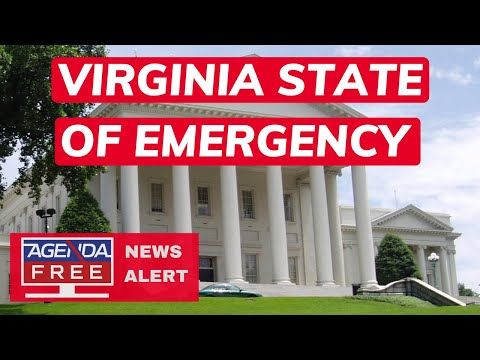 Virginia Declares State of Emergency Over Gun Rights Rally - LIVE BREAKING NEWS COVERAGE