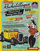 1st Annual Rockabillaque Florida: Classic Car; Vintage Motorcycle Show + Music Festival -Immokalee, FL