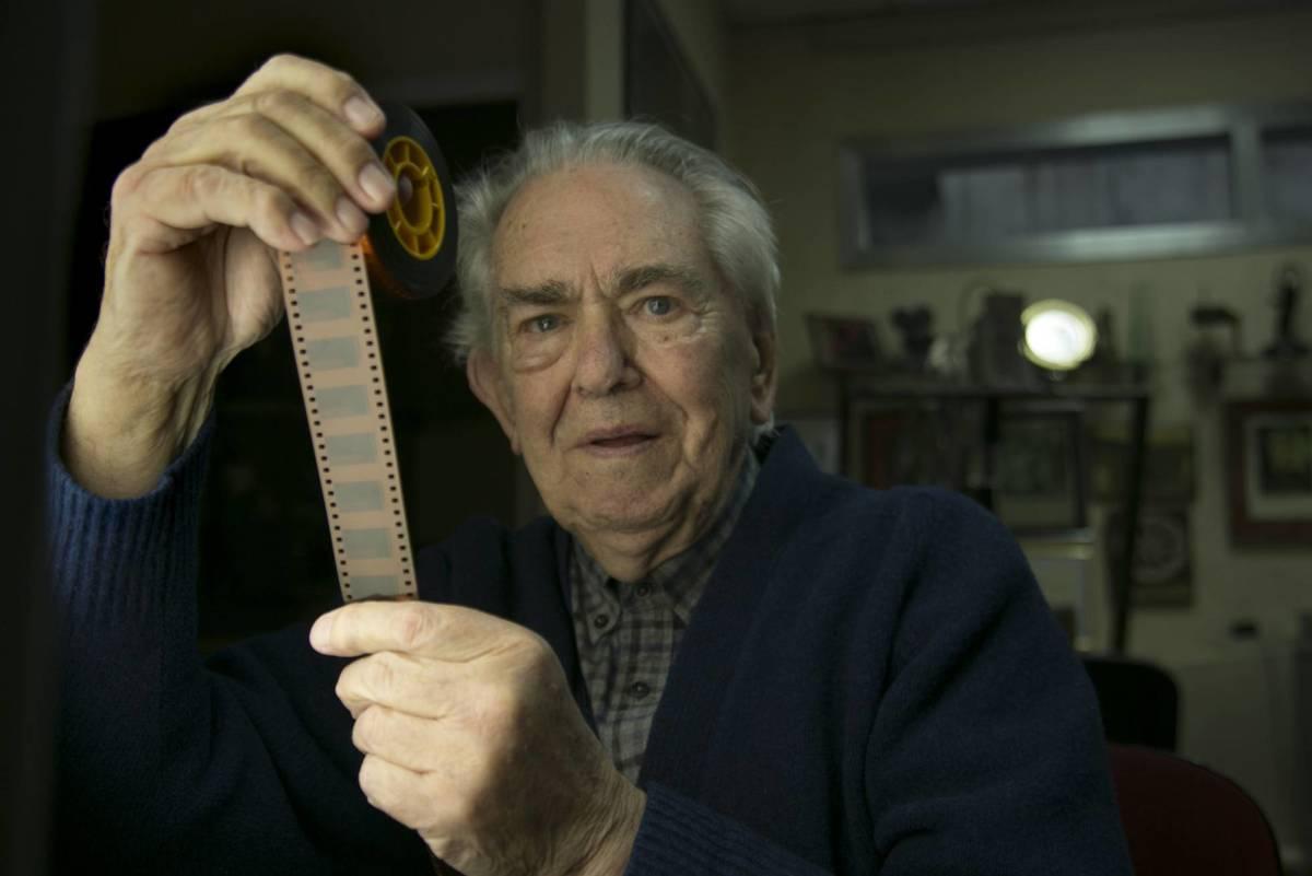 Juan Mariné, casi un siglo de cine