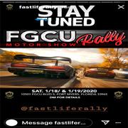 FGCU MOTOR SHOW RALLY