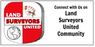 Connect with Thousands of Land Surveyors on Land Surveyors United Community