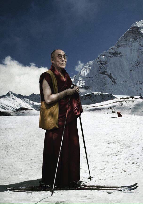 H.H. the Dalai Lama