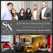 2020 Winter Networking Soiree
