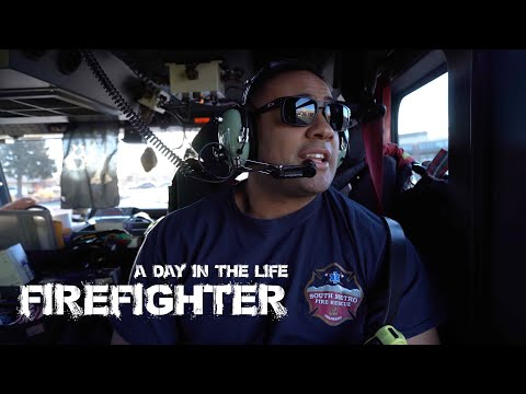 Firefighter - A Day in the Life