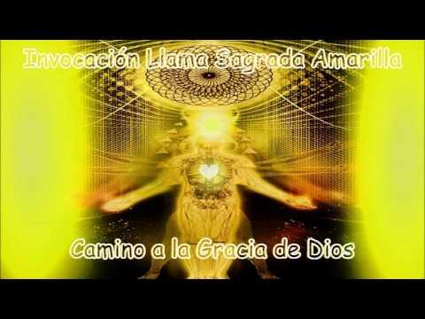 2) INVOCACIÓN LLAMA  AMARILLA