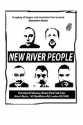 New River People at Bowes Park Folk Club
