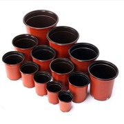 plastic grow pots