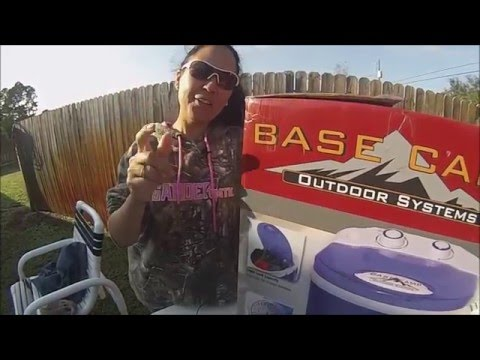 Base camp outdoor system full review