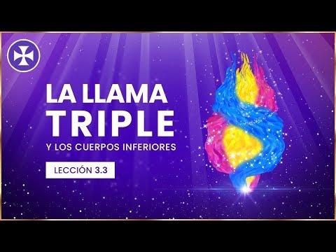 LA LLAMA TRIPLE y los cuerpos inferiores - Lección 3.3