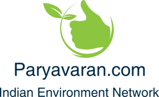 Paryavaran.com- Indian Environment Network Logo