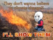 lightening, it s all lightening ignore the arson news