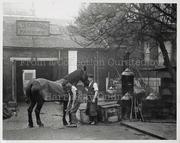 Cheesers Blacksmith, Wood Green 1926