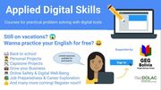 Applied Digital Skills Courses for English learners