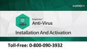 Kaspersky Antivirus Support Number UK 0-800-090-3932