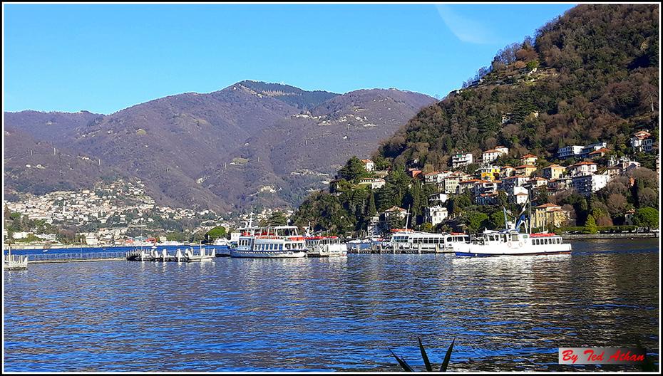 Β. Ιταλία-Λίμνη Como