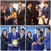 Leadership Brilliance Award For Sandeep Marwah