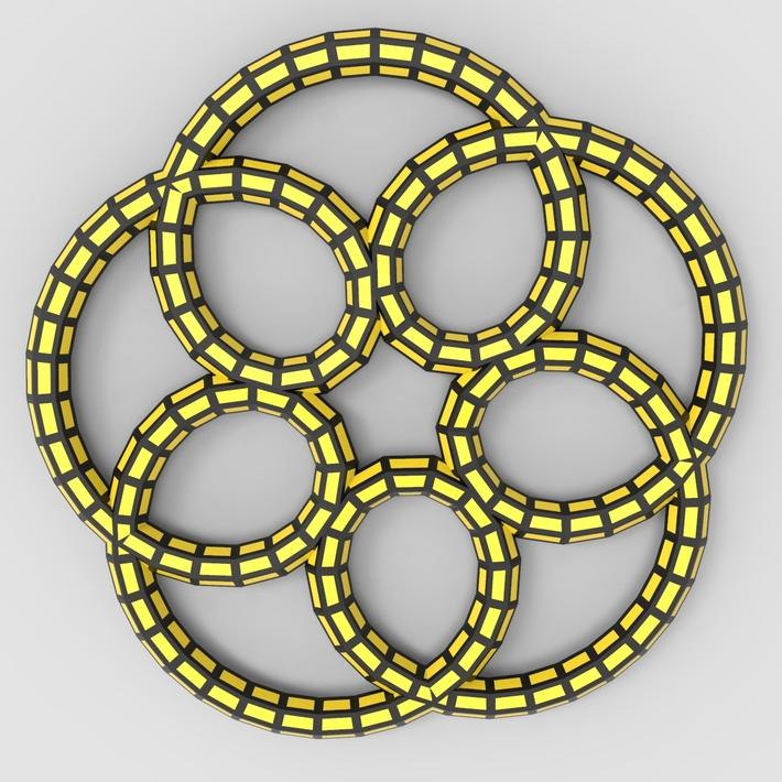 Rolling Circles Spirograph