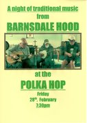 Traditional Music from Barnsdale Hood