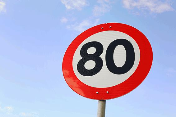 Un énième coup de pression de l'État pour empêcher un retour rapide aux 90km/h