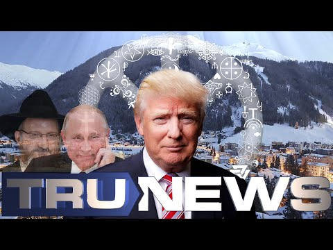 TruNews in Davos 2020: Putin's Rabbi Reveals Trump Peace Plan Details to TruNews
