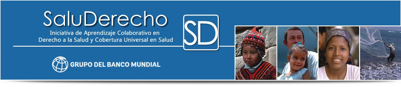 SaluDerecho Logo