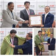 Sandeep Marwah Nominated As Chair For Cambodian Cultural Forum