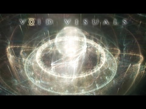 Void Visuals - The Infinite in Between | Cosmic Meditation on Fractal Animation