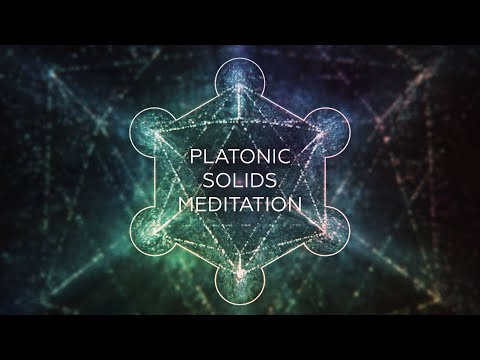 Platonic Solids Meditation